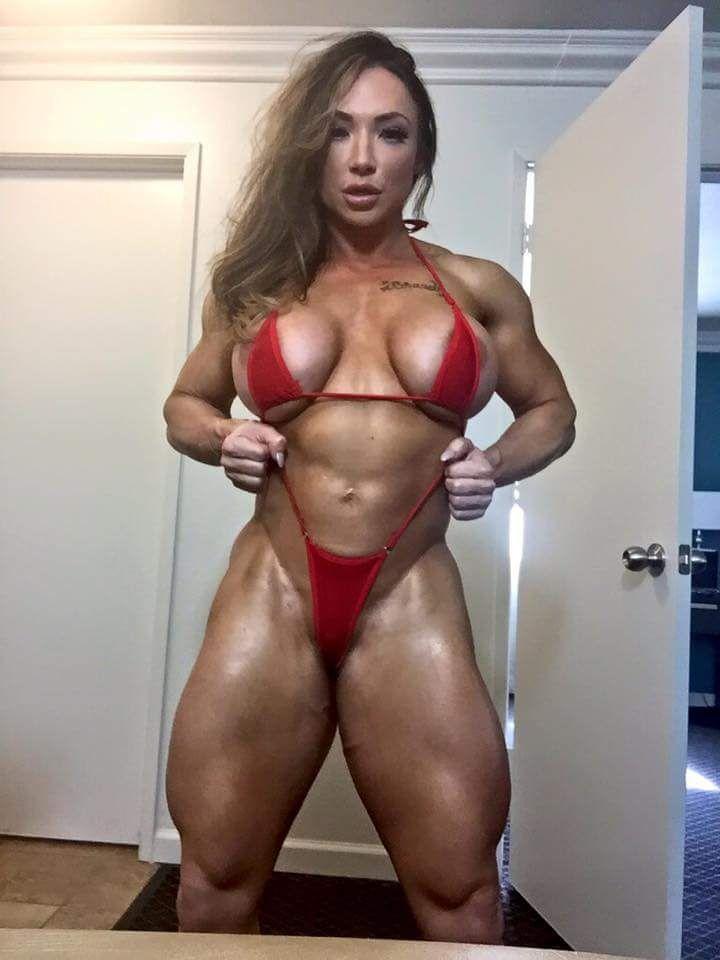 Bodybuilder Fucking Soft Girl