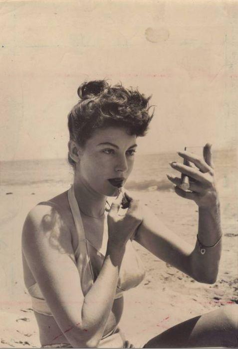 "anything-classic: "" Ava Gardner. """