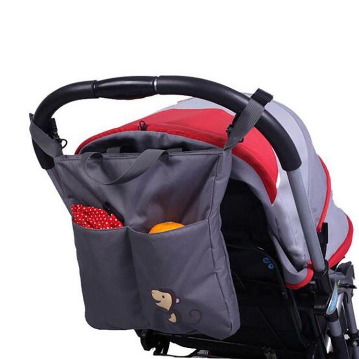 Детские Коляски сумка безопасности детские коляски Организатор перевозки Свет ребенок коляска мешок ДЕТСКИЕ BB002