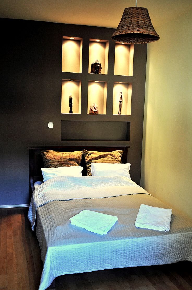 bedroom at Cosy Apartment - www.bellhostel.com