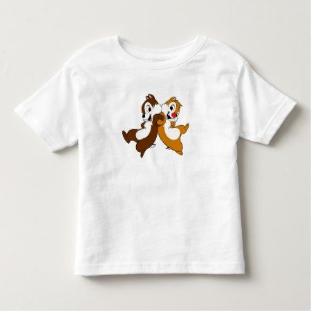 Disney Chip 'n' Dale Toddler T-shirt - tap, personalize, buy right now!