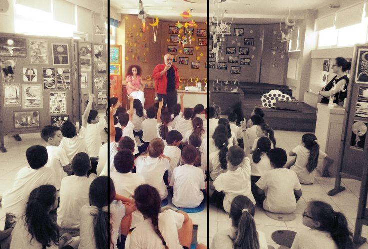 Από την επίσκεψη του συγγραφέα #Χρήστου_Μπουλώτη στο #Σχολείο_Σταυράκη (Γλυφάδα) τη Δευτέρα 18 Μαΐου.   Σας ευχαριστούμε για τη φιλοξενία!  #kalendis #school #visit #author  http://www.kalendis.gr/enimerosi/194-boulotis-stavraki-school