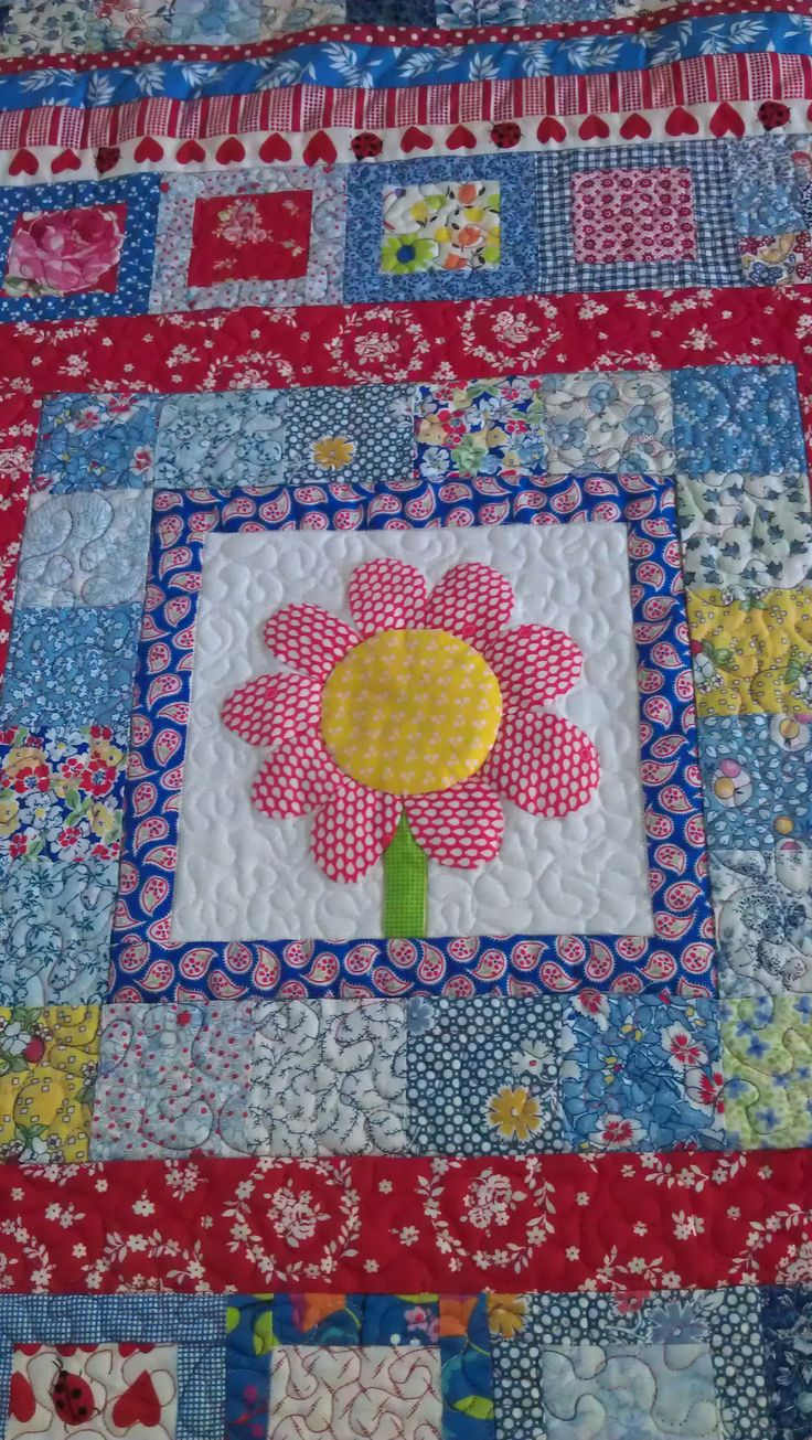 Daisy's quilt