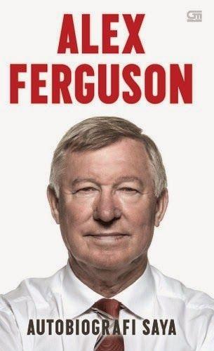 """""""Alex Ferguson : Autobiografi Saya"""" Alex Ferguson . . #buku #sewabuku #perpustakaan"""