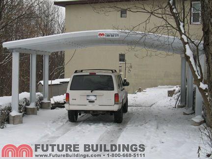 Metal Carport Kits & Steel Shelters by Future Buildings   Future Buildings