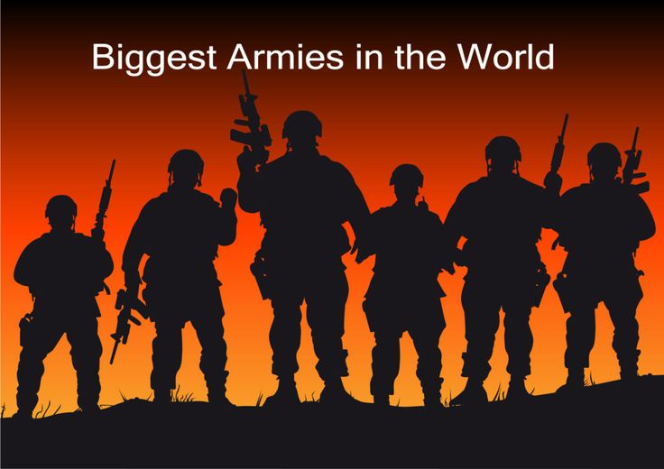 10 Biggest Armies in the World :https://webbybuzz.com/10-biggest-armies-in-the-world/
