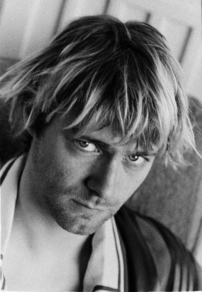 Kurt Cobain by Hansen Guzman, 1992. Kurt Donald Cobain 1967-1994 Nirvana Rock Band. #KurtCobain #Frances #Bean #27Club