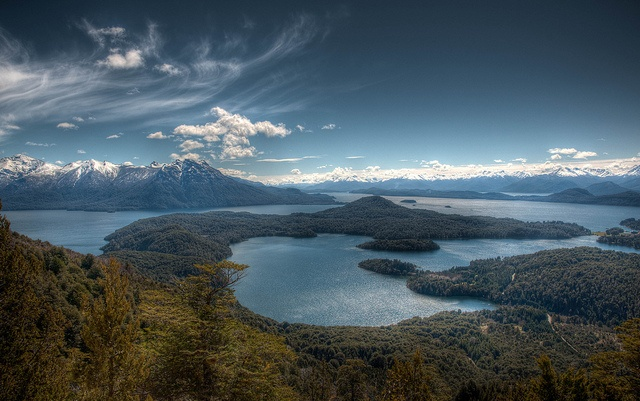 Distrito de los Lagos, Bariloche, Provincia de Río Negro - ARGENTINA