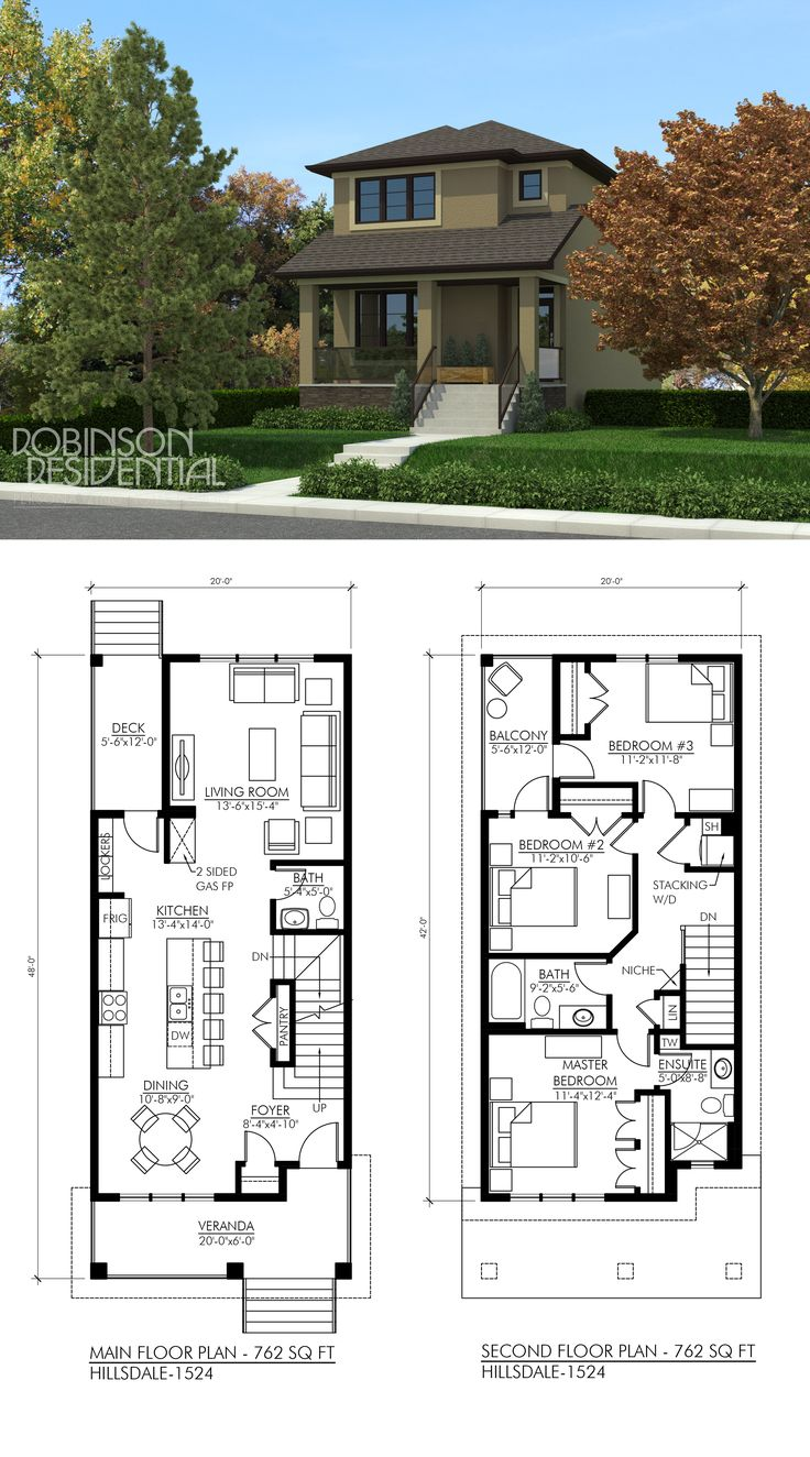 24 best images about contemporary home plans on pinterest for Robinson house plans