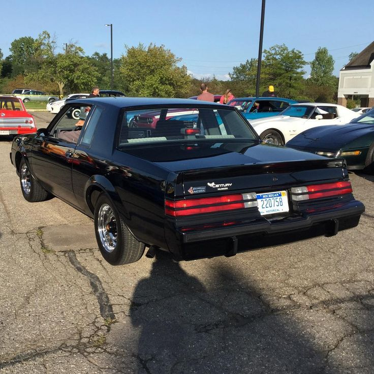 1987 Buick Regal For Sale: Best 25+ 1987 Buick Grand National Ideas On Pinterest