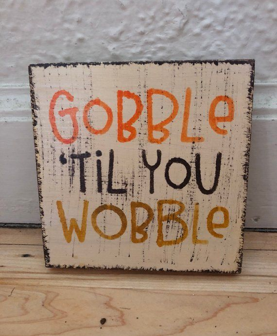 Thanksgiving Decor | Gobble Til You Wobble | Tiered Tray Fall #thanksgivingdecor…