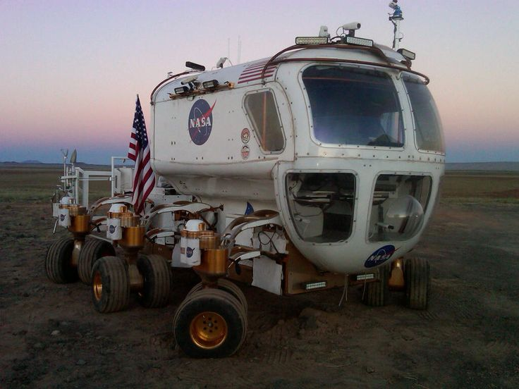 NASA multi-mission surface Space Exploration Vehicle