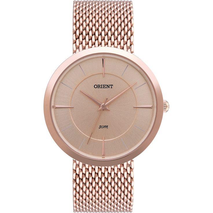 [Americanas] Relógio Feminino Orient - R$199,90