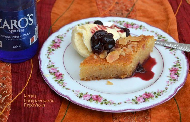 cretangastronomy.gr - Σάμαλι, εύκολο και οικονομικό σιροπιαστό γλυκό!