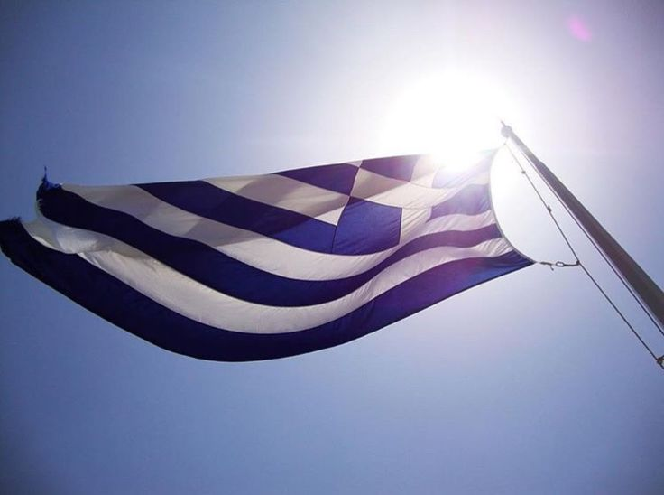 28th of October... National Holiday!   #PortoCarras #Greece #national #holiday #ohi
