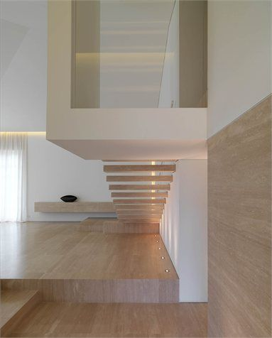 Residenza Soldati - Carrara, Italy - 2011 - Victor Vasilev #interiors #∂esign #elegance  #stair