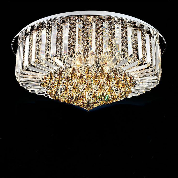 Cheap lamparas de techo, Buy Quality crystal ceiling light directly from China modern crystal ceiling light Suppliers: LED Stainless steel modern crystal ceiling light lustres de cristal abajur  lamparas de techo for living room bed room E14