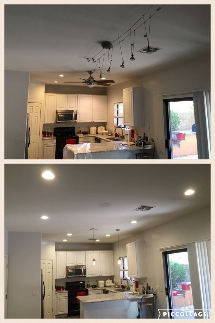 Can Lighting In Kitchen 17 Best Images About Az Recessed Lighting Installations On