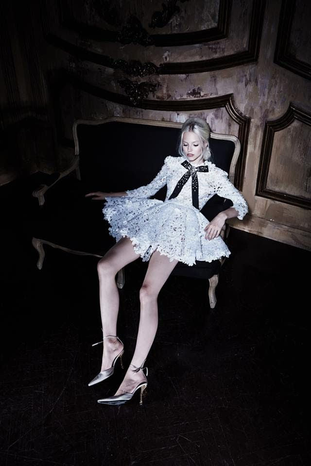 The Look: Bohemique Cruise Sasha Luss
