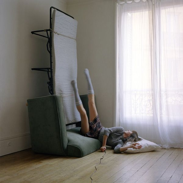 BANQUETTE 03 / 08 La chambre / 01 Photographie — Elene Usdin