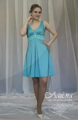 Платье для выпускного бала модель юта