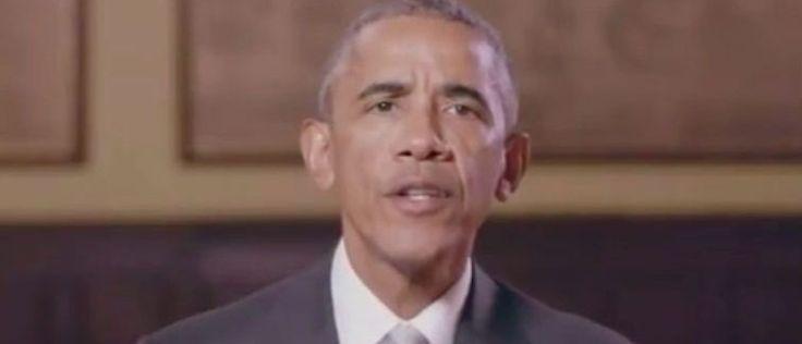 Obama Endorses French Presidential Candidate Macron