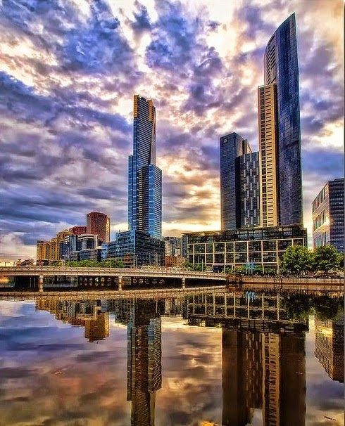 MELBOURNE AUSTRALIA  Everything Melbourne has to offer is at your finger tips when you stay with +Melbourne Luxury Waterfront Holiday Apartments! -This is their location on Southbank.  For more infomation: http://www.platinum-apartments.com.au/  #melbourne  #visitmelbourne  #platinumapartments  #holidayrentals  #yarrariver  #travel
