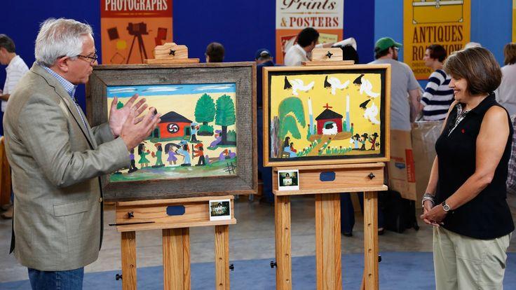Antiques Roadshow   Baton Rouge Hour 2 Preview: Clementine Hunter Painti...