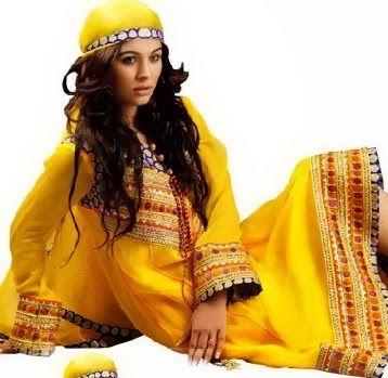 Pakistani Mayon Bridal Dresses
