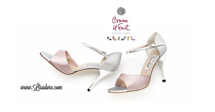 Comme Il Faut Shoes - Online Store - Lisadore - Argentina Tango - Buenos Aires - Paso de Fuego - Tango - Salsa