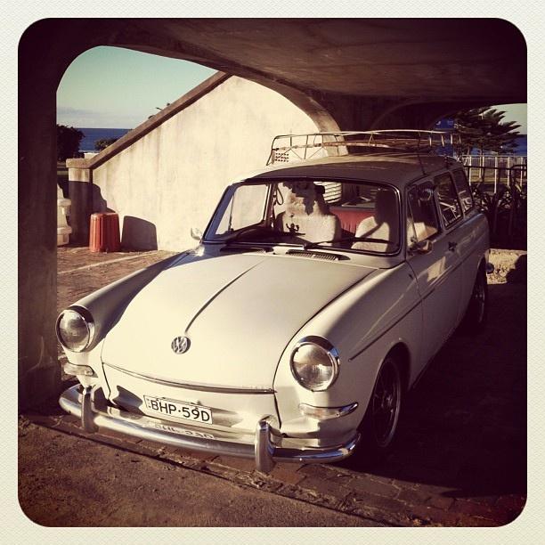 Bondi Beachmobile #bondi #atbondi #sydney #car #vw #volkswagon
