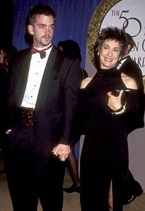 Laurie Metcalf and Matt Roth