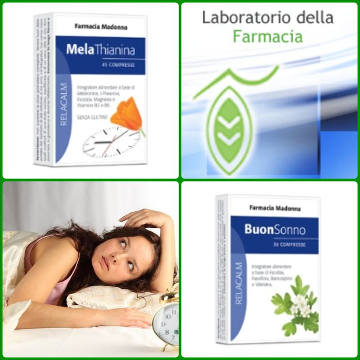 Per tre italiani su dieci il piacere di dormire bene è un lusso. I prodotti del laboratorio della farmacia possono aiutarti a combattere l'insonnia.