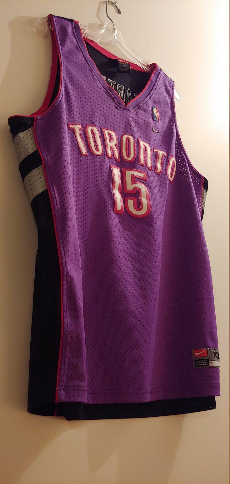 Vintage Nike Toronto Raptors Vince Carter Jersey Vintage