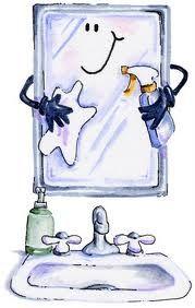 Mamá, estudiante y ama de casa (a la vez): Tips para limpiar cristales y espejos
