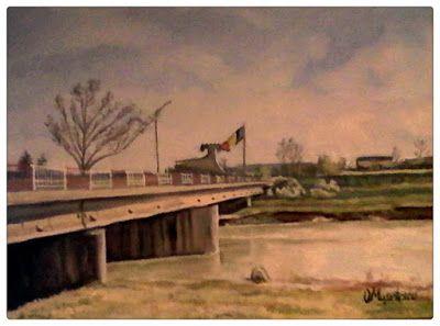 Femlora: Pictor, Grafician: Podul Mihai Bravu - raul Ialomi...
