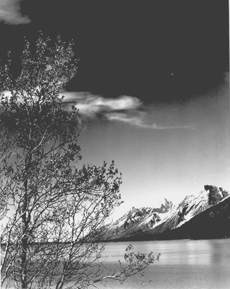 Ansel adams photographs
