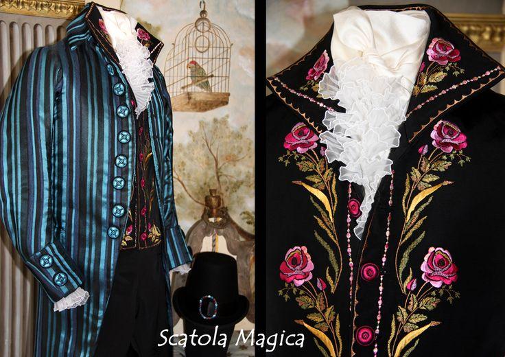 Costume periodo 1780, by Scatola Magica