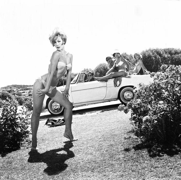 Finos Film - Photo Gallery Ταινίας: 'Ραντεβού Στον Αέρα' (1966)