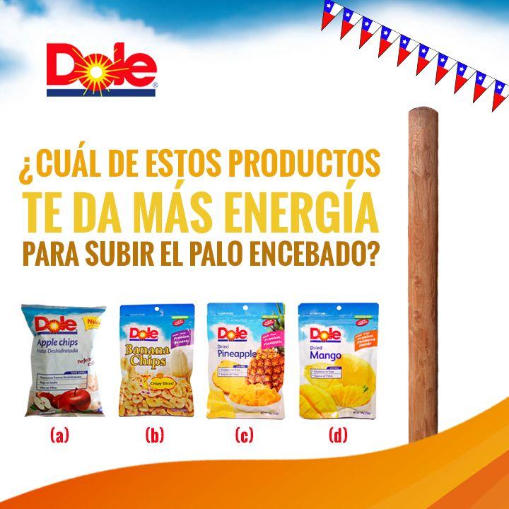 Dale con productos distintos #DaleConDole