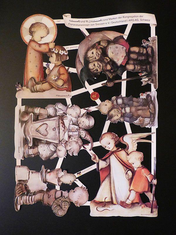 Lámina de cromos troquelados alemanes de palmar palma palmitas de aire picar. Puedes adquirirla en www.zpaper.eu German sheet of scraps, you can buy it in www.zpaper.eu Scraps Scrapbooking Glanzbilder Oblaten Die Cut Chromos Decoupis Poezieplaatjes Decoupage Papel Paper Coleccion Collection regalo vintage retro juguete juego antiguo