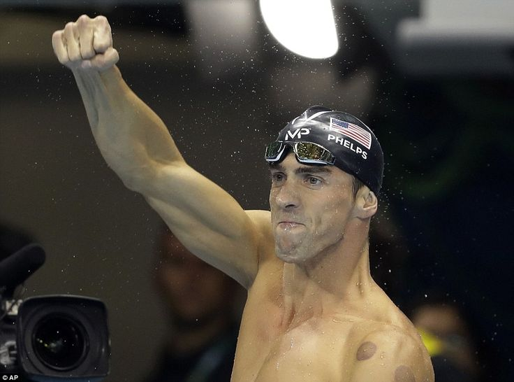 The force was with Michael Phelps on Tuesday night as he saw off arch nemesis Chad Le Clos in the men's 200m butterfly to win his twentieth…