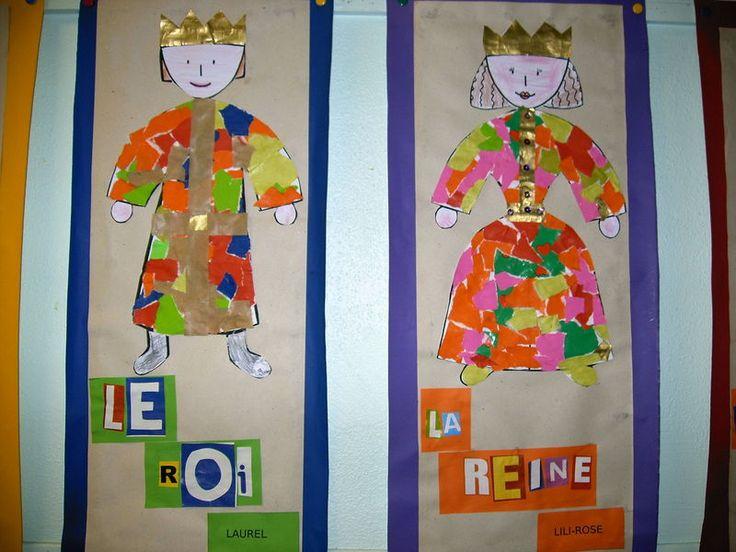 les rois et les reines en maternelle - Recherche Google