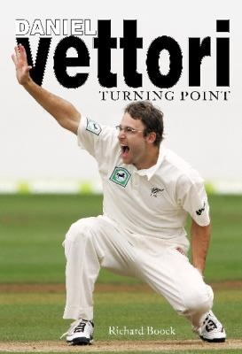 Cover image for Daniel Vettori : turning point