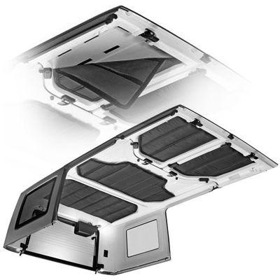 Rugged Ridge® Hardtop Insulation & Acoustical Deadener Kit for 07-up Jeep® Wrangler 2-Door or 4-Door JK