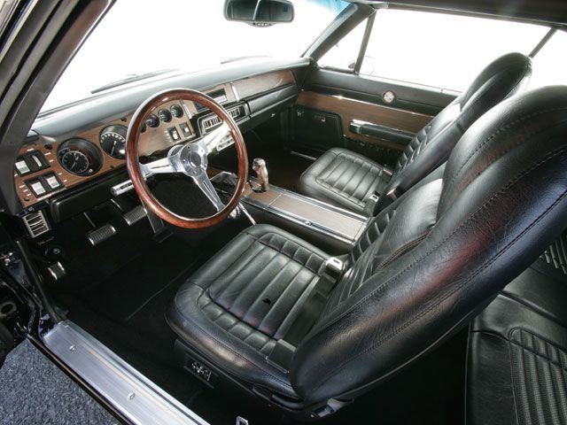 Picture Of 1969 Dodge Charger Interior Classic Car