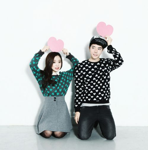 fancy ulzzang matching outfits face