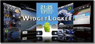 Customize Your Lockscreen Using Widget Locker On Android