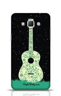 Guitar Samsung Galaxy A7 Phone Case