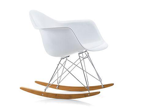 17 best charles eames rar rocking chair images on for Rar eames fibre de verre